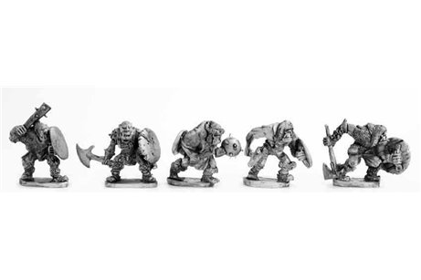 Orcs with Hand Weapon 1