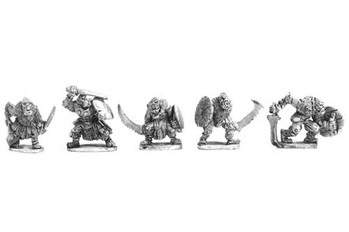Orcs with Sword