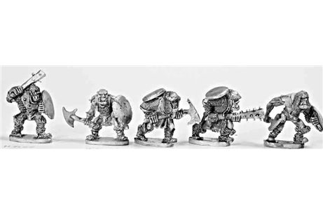 Orcs with Hand Weapons 2
