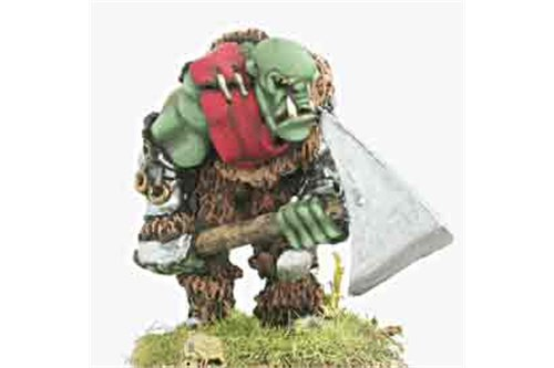 Great Big Orc Warrior