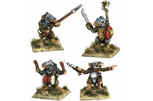 Ratscum Snipers Command Group