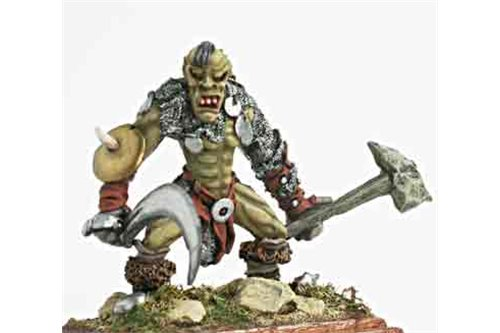 WarTroll with Smashing Weapon