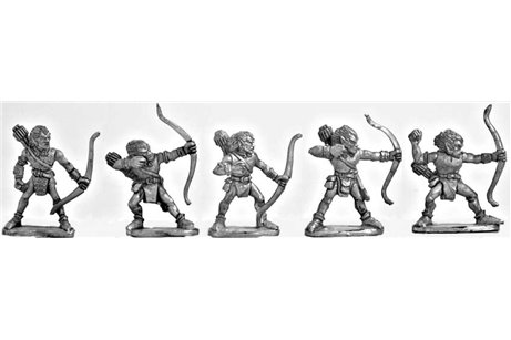 Wood Elf Archers