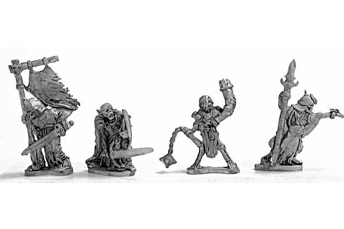Undead Command Group 1