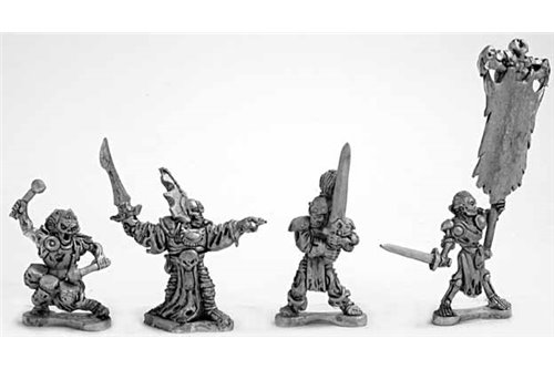 Undead Command Group 2