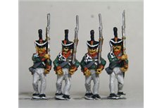 Grenadiers / Guard / Carabinier Marching (4 variants)