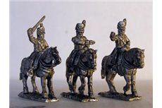 Peninsular British Colonels x 3 different mounted figures