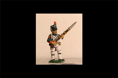 Old Guard Chasseurs Receiving in Full Dress (1804-15)