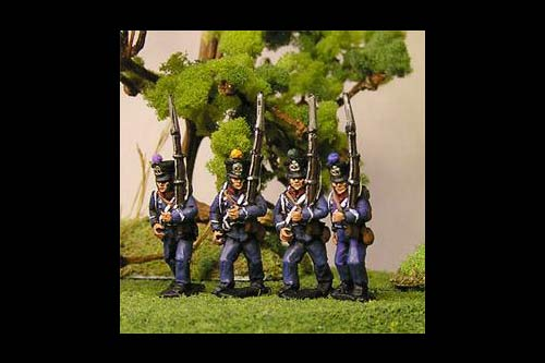 Chasseurs March Attack