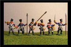 Prussian Line Infantry Command  2