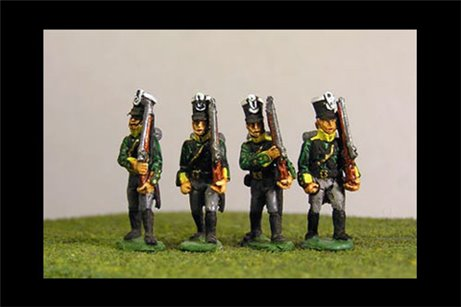 Prussian Jagers Marching (3 variants)