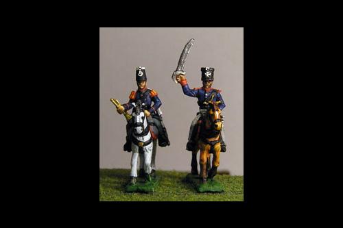 Landwehr Cavalry Command 1