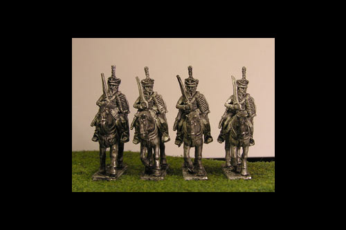 Hussars at Rest (2 variants)