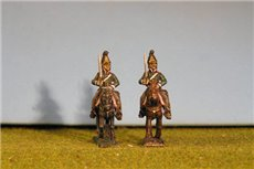 Dragoons at Rest x 4 (1 variant)