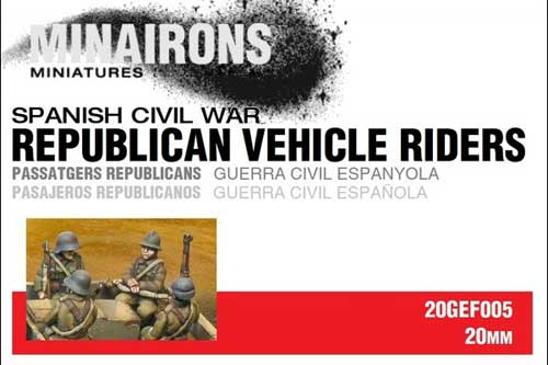 Republican Vehicle Riders