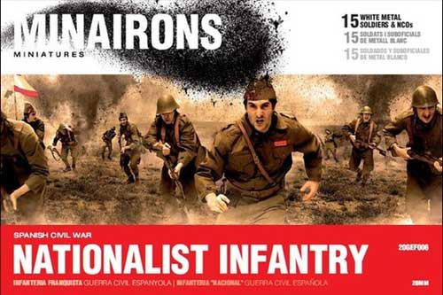 Nationalist Infantry