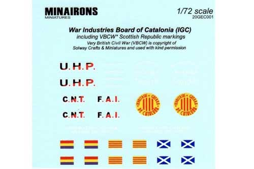 IGC Catalan Markings