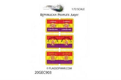 Republican Army Flags