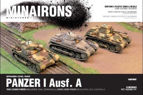 Panzer I A light tank