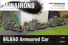Bilbao armoured car
