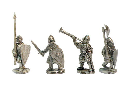 Infantry Command Group 1, XII cent.