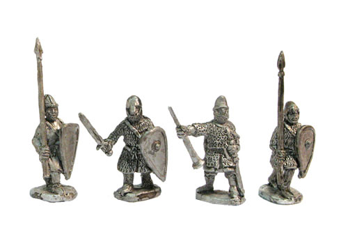 Infantry Command Group 2, XII Cent.