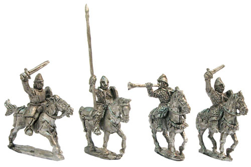 Cavalry command, XII Cent.