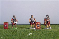 Legionary Advancing with Gladius including shields x 8 figs