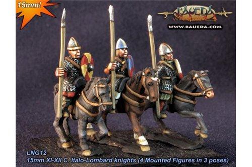 XI-XII C. Italo-Lombard Communal Knights