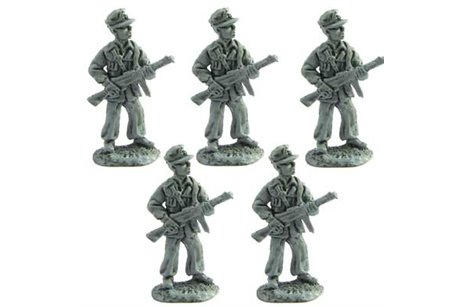 R.S.I, Assault Unit, Republican National Guard, Black Brigades, with german stile berret and MAB  rifle