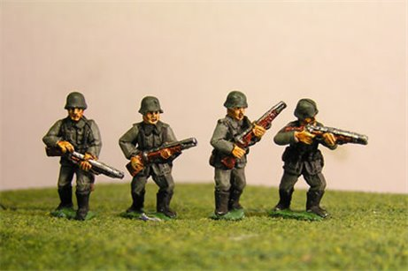 Early War German Rifles B