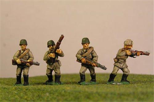 Soviet riflemen B