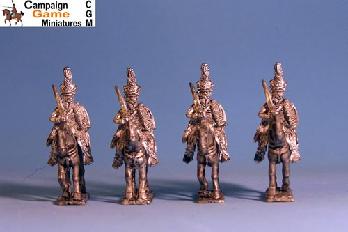 PolishHussars Sword on shoulder x 4