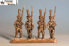 Fusilier Chasseur 1810-14 Marching