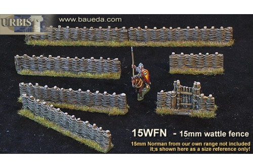 15mm Wattle fence