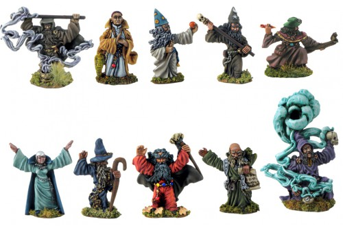2001 Wizards : Masters of sorcery