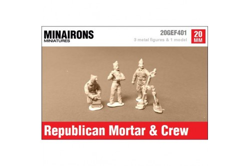Republican Mortar & Crew