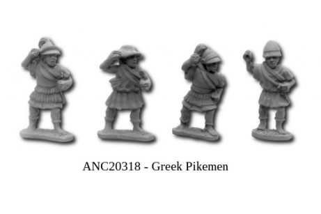 Greek Pikemen