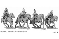 Hellenistic Thracian Light Cavalry (random 4 of 4 designs)