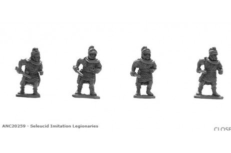 Seleucid Imitation Legionaries