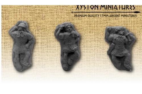 Marian Romans Casualties