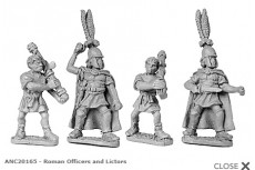 Roman Officers and Lictors