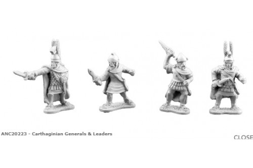 Carthaginian Generals & Leaders