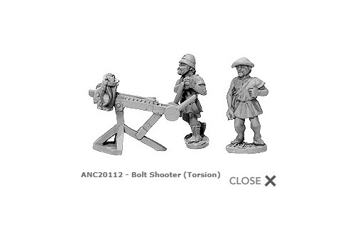 Bolt Shooter (Torsion)