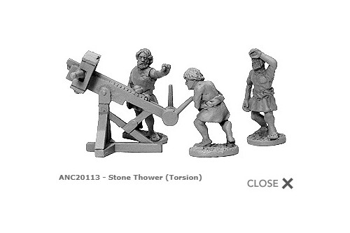 Stone Thrower (Torsion)