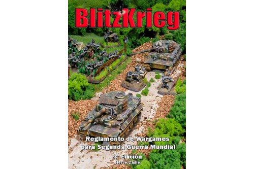 Blitzkrieg in Spanish