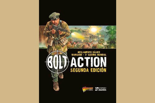 Bolt Action 2 Rulebook - Spanish
